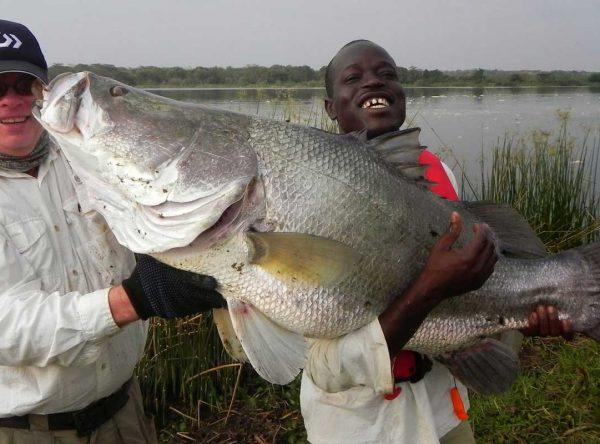 10 Days Fishing Safari to Murchison Fall NP